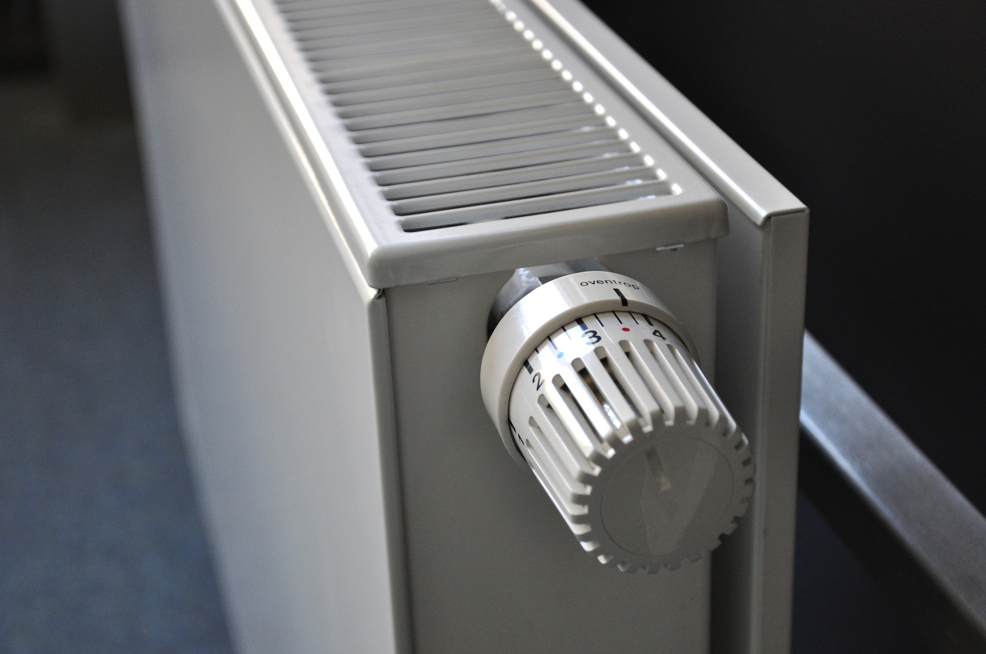 Image of a radiator