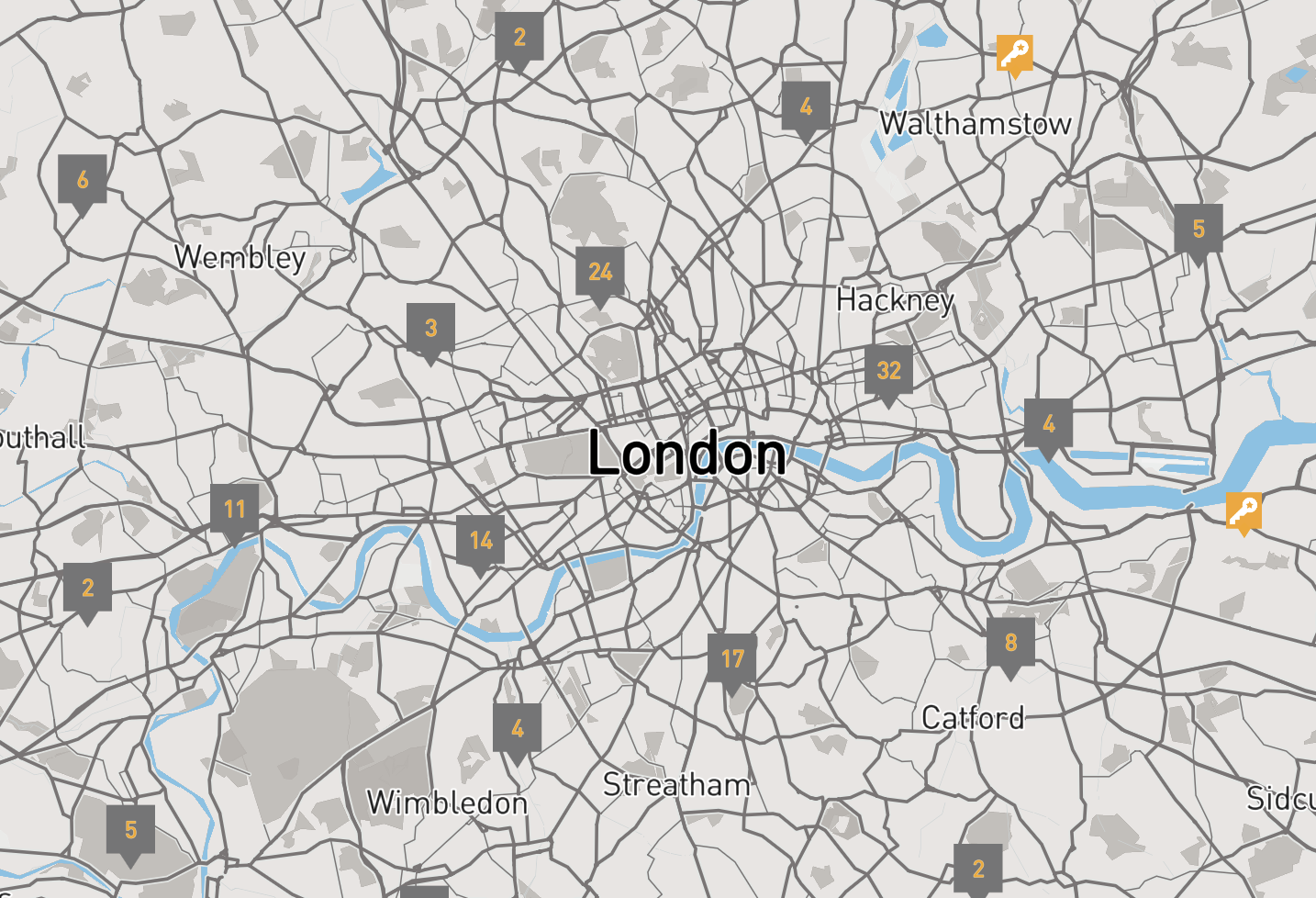 Picture of landlord reviews in London